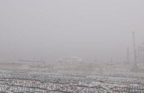 גל אובך נוסף: זיהום האוויר הגבוה נמשך